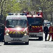 Un mort et un blessé par balles devant un hôpital à Paris