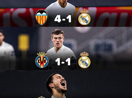 This is how important Sergio Ramos is! Real Madrid defeat, Hazard Injured again. Read More!