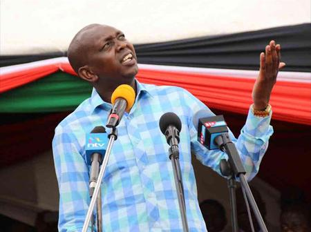 Coward: Oscar Sudi in Trouble After He Failed to Appear in an Interview Against Babu Owino