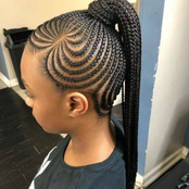 Trending Best Ghana Weaving Hairstyles You Must Consider Trying Out This New Week