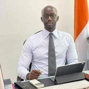 Tidiane Diarra, le plus jeune cadre à la fonction de Chef de Cabinet Civil du Ministre d'Etat