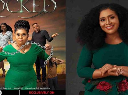 Hilda Dokubo Releases A New Hot Movie, 'Locked'
