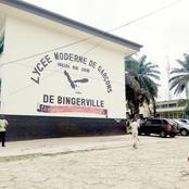 Bingerville : un automobiliste freine sur un élève jouant au basketball sur la voie publique