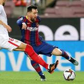 Hours After FC Barcelona Won Sevilla 3-0, See What Lionel Messi Posted That Got Reactions