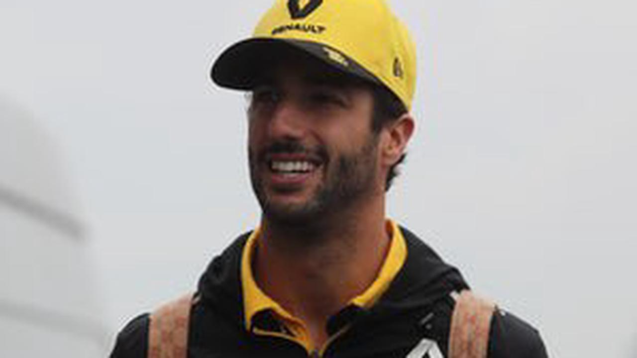 Seidl 'disappointed' with Ricciardo form