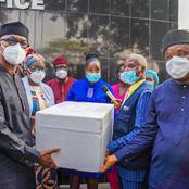 Ogun State became the first state in Nigeria to receives Coronavirus vaccine - Prince Dapo Abiodun
