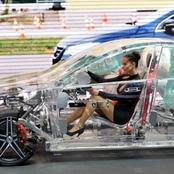 The World First Transparent Car The World First Transparent Car  Launched And The People Yet To Purchase It.