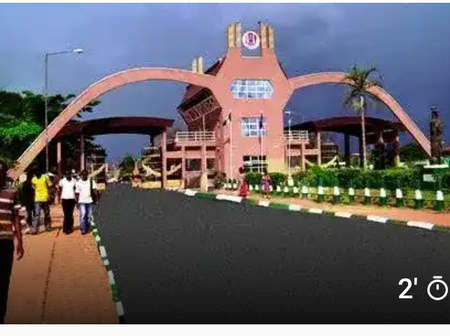 Come and collect your Certificates - UNIBEN begs graduates