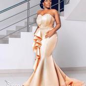Classic Outfit Designs You Would Love To Rock To A Wedding Party
