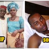 See The Role The Popular Nigerian Actor That Died Mostly Play In Movies (Photos)
