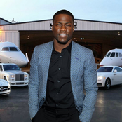 (photos) meet the American comedian Kevin Hart's and his collections of cars and private jet