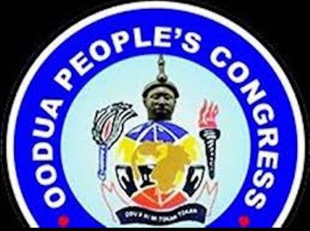 We Are Not Part Of Oduduwa Republic's Agitators - OPC President