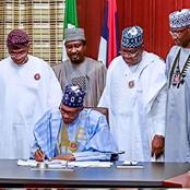 Good News For SMEs: PMB Signs New Law.