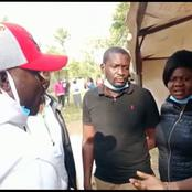 (Video) Cleophas Malala, Gladys Wanga Involved in Physical Fight in Matungu