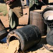 Chang'aa worth over ksh 100,000 captured in Migori county