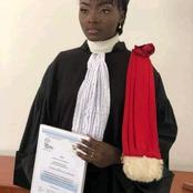 Une ex-candidate au concours miss  devient la plus jeune pharmacienne de  Côte d'Ivoire