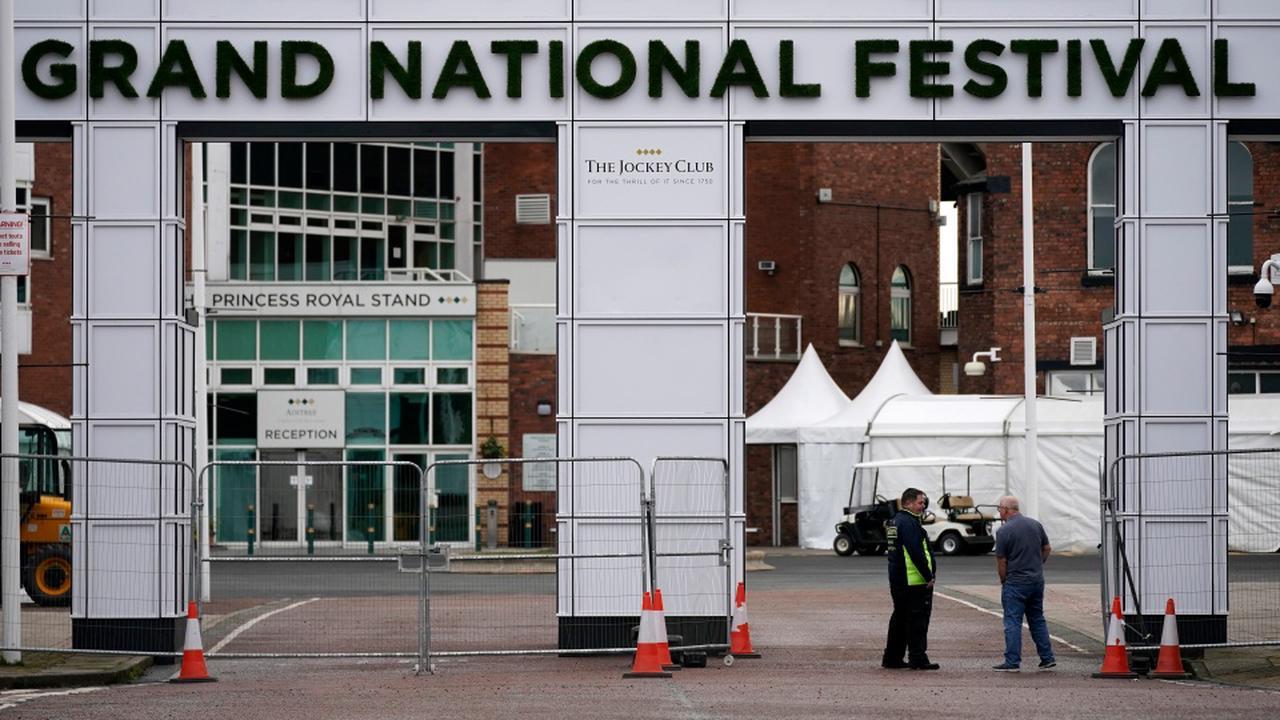 Grand National Festival gets underway behind closed doors