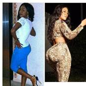 From Slim To Thick- See Throwback And Recent Photos Of Famous Nollywood Actress Daniella Okeke