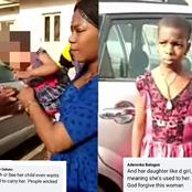 After Her Madam Burned Her With Hot Iron, See What A Maid Did That Made People Praise Her (Video)