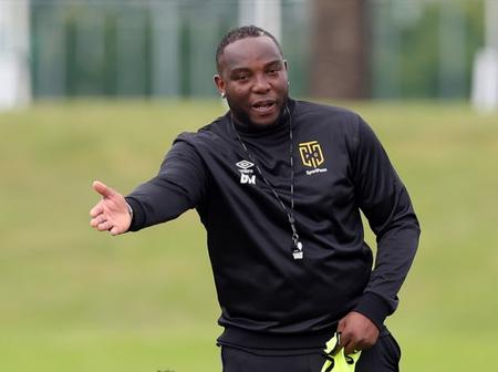 Benni McCarthy For Bafana Coach? SA Throws Its Weight Behind Leading Goalscorer. See More