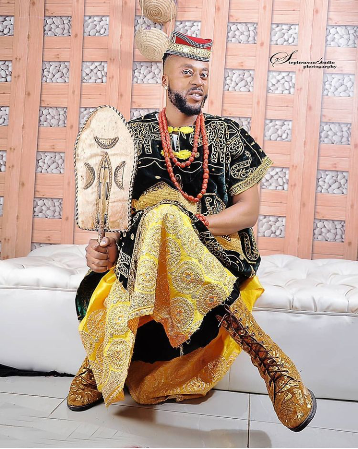 Igbo Amaka - Actor Benson Okonkwo says as he releases lovely new photos (See pictures) 13