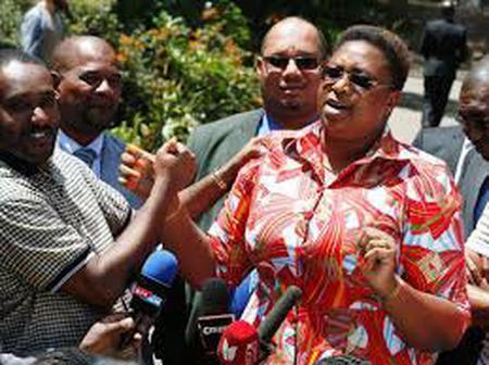 Jumwa: No Votes Will Be Stolen In Matungu, I Stopped That In Msambweni, Am Fearless Don't Joke