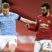 Why People Compare Bruno Fernandes and Kevin Debruyne's Performance Against the