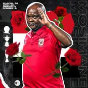 Egyptian Football Association Is Considering Giving Pitso The National Team's Coaching Position