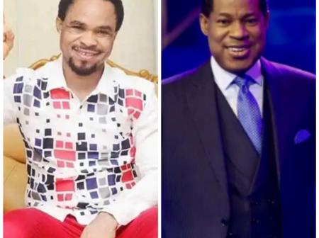 (Photos)Meet The 4 Most Handsome Light Skinned Pastor In Nigeria