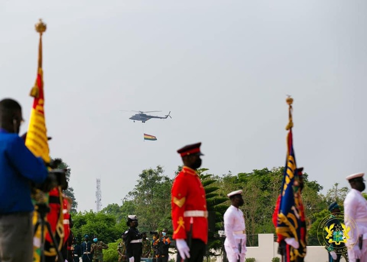 c81001515b2e4cc8af73acc314e895b4?quality=uhq&resize=720 - Independence Day: Ghanaians Did Not Understand The Black Net Around The Jubilee House; Until Today