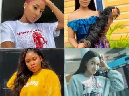 Photos: Checkout 7 most beautiful Nigerian female influencers on Instagram