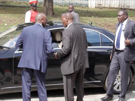DP William Ruto's Car Collection
