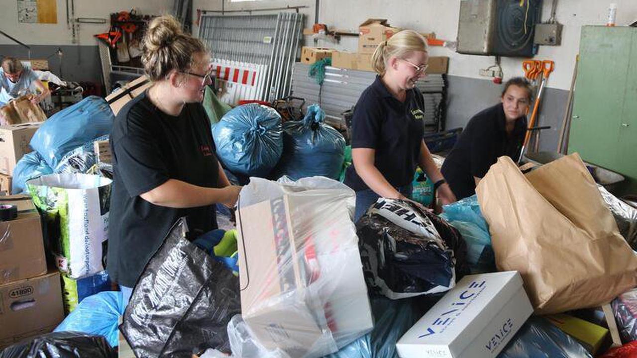Was passiert mit den Spenden für Flutopfer?