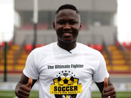 It has always being my desire to join this great club -ex Ghana Premier league legend declares