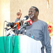 Raila Strikes Again, Gives 'Proof' That Ruto is The Wrong Man For The Presidency