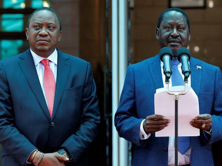 Raila Odinga - Covid Comes at You Without Warning Just Like a Thief