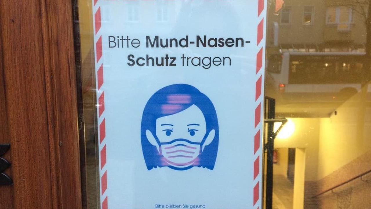 Corona-Inzidenz steigt: Beim Einkaufen gilt wieder Maskenpflicht – Nachrichten aus Leipzig - Leipziger Zeitung