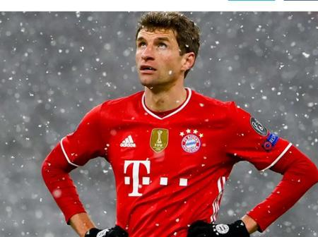 After PSG Won Bayern Munich In The UCL Quarter Final First leg, See What Bayern Star Muller Said.
