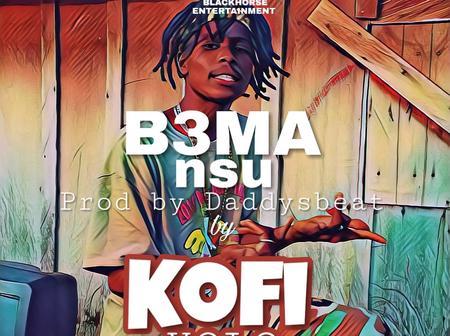 Kofi Yolo: the Blackhorse Entertainment signed artiste is very talented
