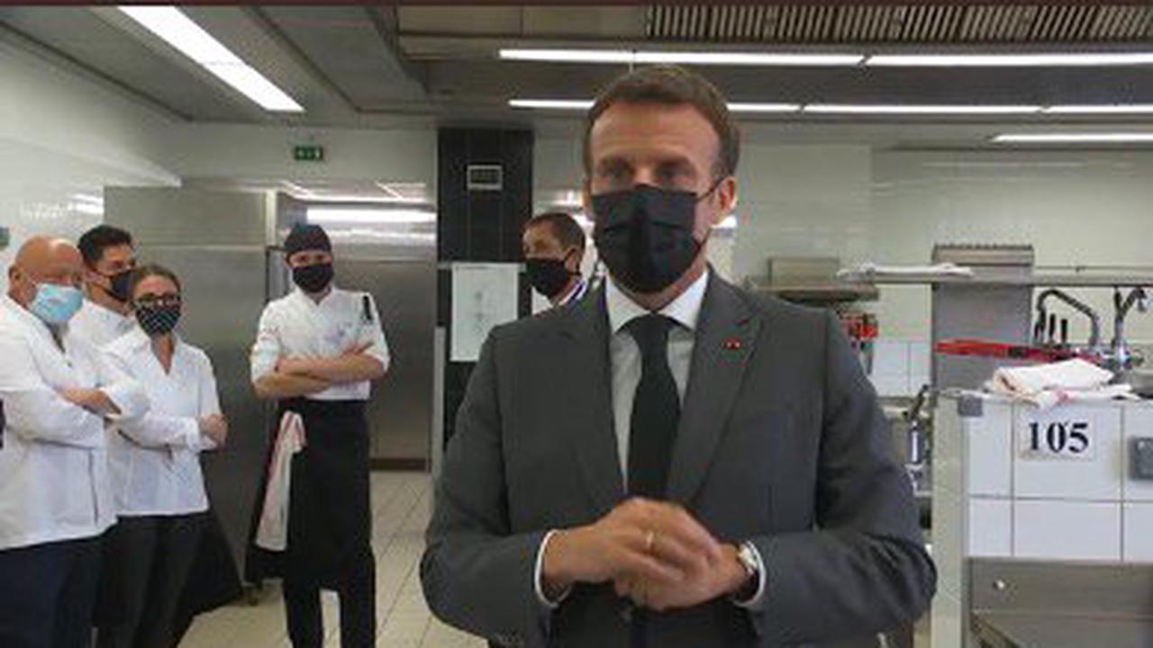 Macron revient avec la réforme des retraites