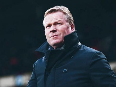 Opinion:Koeman Might not be the greatest tactical but he return beautiful football in Holland & Barc