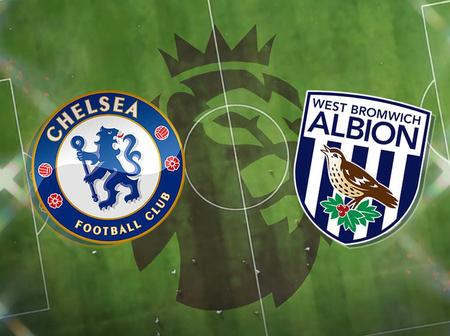 Chelsea Are Playing West Brom Today, See 2 Different Lineups That Chelsea May Use For The Match