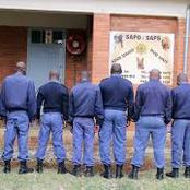 Bad news Eight police officers were arrested after a suspect died in custody