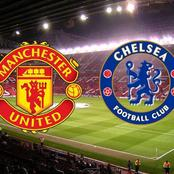 See Why Chelsea Would Win Manchester United in Their Next Meeting on Sunday Afternoon