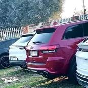 Remember The Guy Who Bought Five German Cars At Once? See What SARS Is Doing To Him