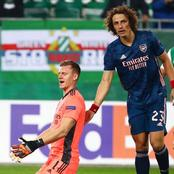 """""""Not Better Than De Gea,"""" Arsenal Fans Disappointed By Leno's Performance Against Vienna"""