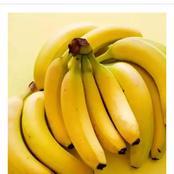 Healthy of eating banana on a daily basis.