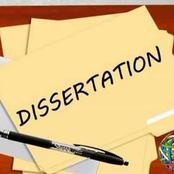 Dissertation : voici un exemple d'introduction d'un sujet de réflexion, classe de troisième