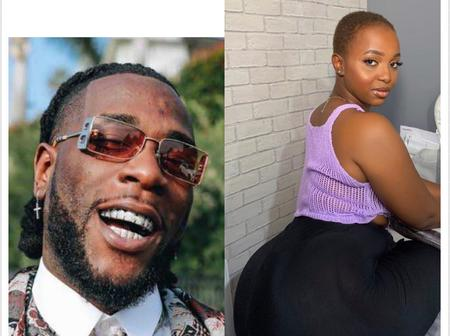 See More Photos of the Beautiful Jo Pearl: Burna Boy's Alleged Side Chick