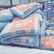ENDSARS: The Poor Masses are Suffering, Check Out the Sad Price of Cement Amidst Protest - Photos